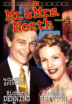 Classic TV Series - Mr. & Mrs. North: Volume 5 DVD Cover Art