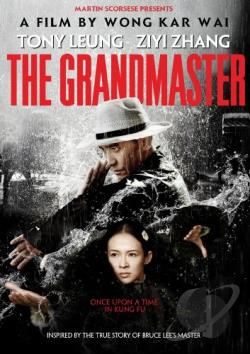 Grandmaster DVD Cover Art