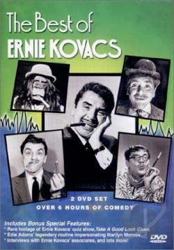 Best Of Ernie Kovacs: Collector's Edition DVD Cover Art