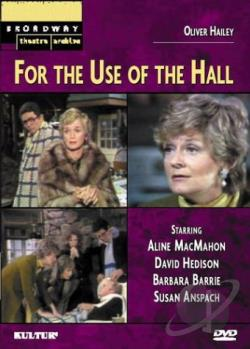Broadway Theatre Archive - For The Use Of The Hall DVD Cover Art