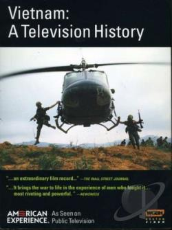Vietnam: A Television History - Boxed Set DVD Cover Art