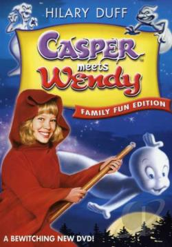 Casper Meets Wendy DVD Cover Art