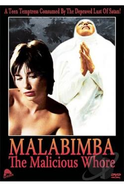 Malabimba - The Malicious Whore DVD Cover Art