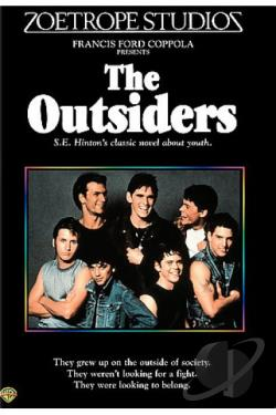 Outsiders DVD Cover Art