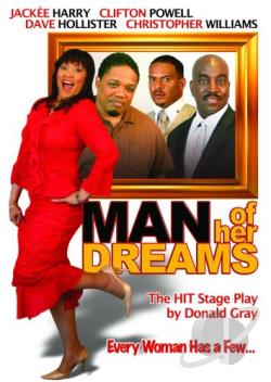 Man Of Her Dreams DVD Cover Art