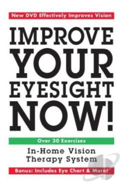 Improve Your Eyesight Now! DVD Cover Art
