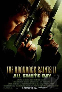 Boondock Saints II: All Saints Day DVD Cover Art