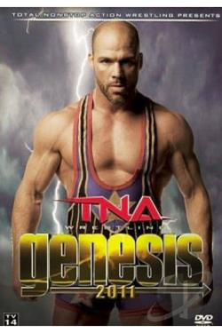 TNA Wrestling: Genesis 2011 DVD Cover Art
