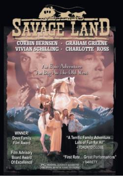 Savage Land DVD Cover Art