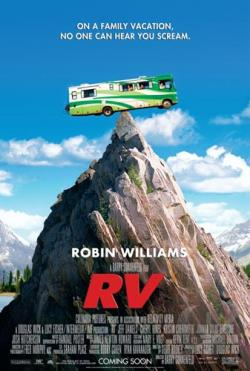 RV DVD Cover Art