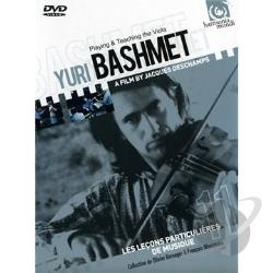 Yuri Bashmet: Private Music Lessons, Vol. 11 DVD Cover Art