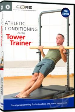 Athletic Conditioning on the Tower Trainer DVD Cover Art