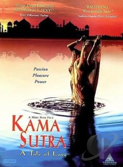 Kama Sutra: A Tale of Love DVD Cover Art