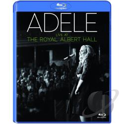 Adele: Live at the Royal Albert Hall BRAY Cover Art