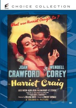 Harriet Craig DVD Cover Art