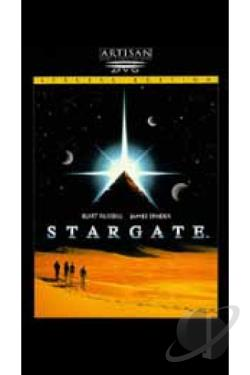 Stargate DVD Cover Art