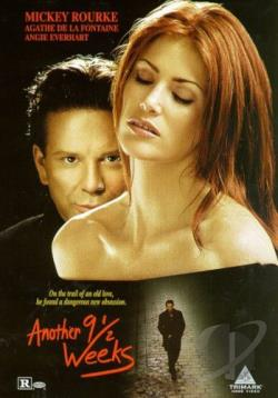 Another 9 1/2 Weeks DVD Cover Art