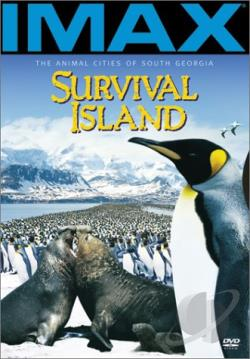 IMAX - Survival Island DVD Cover Art