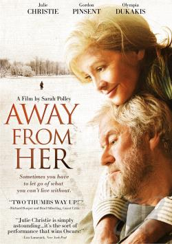 Away From Her DVD Cover Art