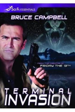 Terminal Invasion DVD Cover Art