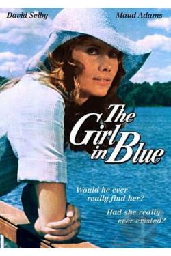 Girl in Blue DVD Cover Art