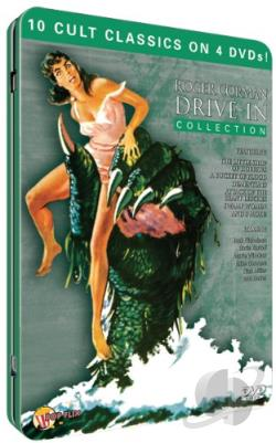 Roger Corman Drive-In Collection DVD Cover Art