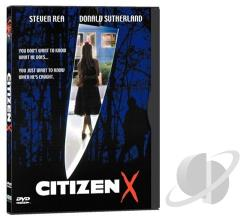 Citizen X DVD Cover Art