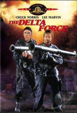 Delta Force DVD Cover Art