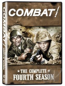 Combat! - The Complete Fourth Season DVD Cover Art