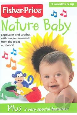 Nature Baby DVD Cover Art