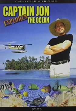 Captain Jon Explores the Ocean DVD Cover Art