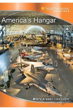 America's Hangar DVD Cover Art