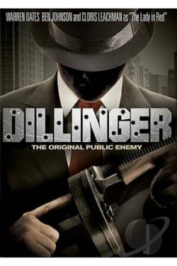 Dillinger DVD Cover Art