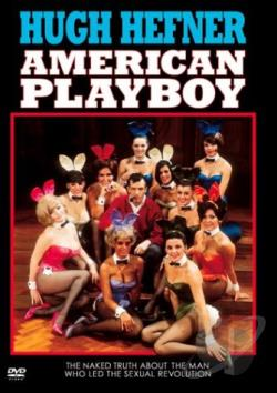 Hugh Hefner: American Playboy DVD Cover Art