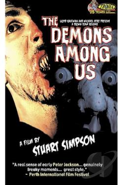 Demons Among Us DVD Cover Art