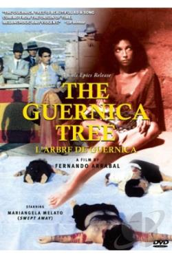Guernica Tree DVD Cover Art