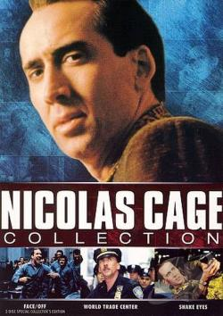Nicolas Cage Collection DVD Cover Art