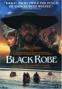 Black Robe DVD Cover Art