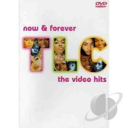 TLC - Now & Forever: The Hits DVD Cover Art