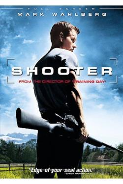 Shooter DVD Cover Art