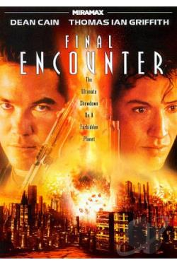 Final Encounter DVD Cover Art
