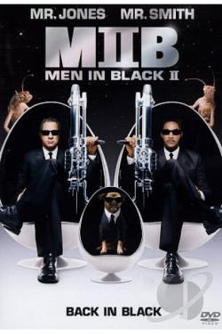 Men in Black II DVD Cover Art