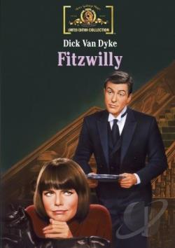 Fitzwilly DVD Cover Art