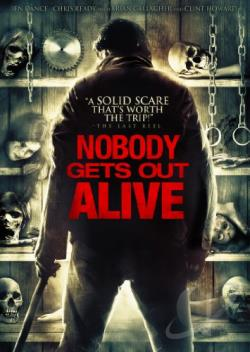 Nobody Gets Out Alive DVD Cover Art
