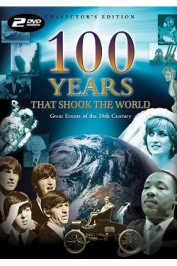 100 Years That Shook the World DVD Cover Art