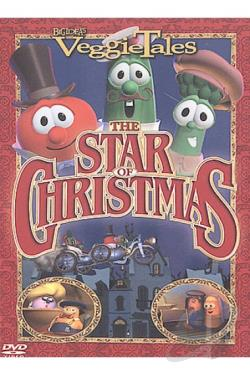 VeggieTales - The Star of Christmas DVD Cover Art