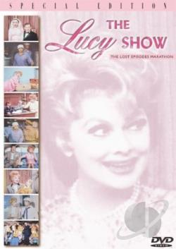 Lucy Show - The Lost Episodes Marathon: Vol. 5 DVD Cover Art