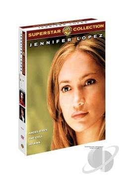 Jennifer Lopez - Super Star Collection DVD Cover Art