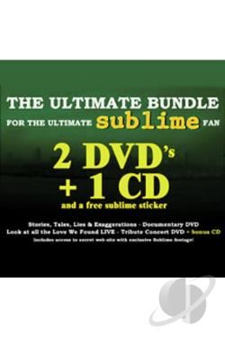 Sublime - Ultimate Bundle DVD Cover Art