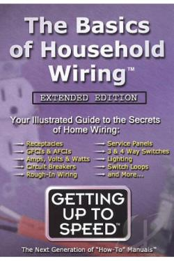 Getting Up to Speed: The Basics of Household Wiring DVD Cover Art